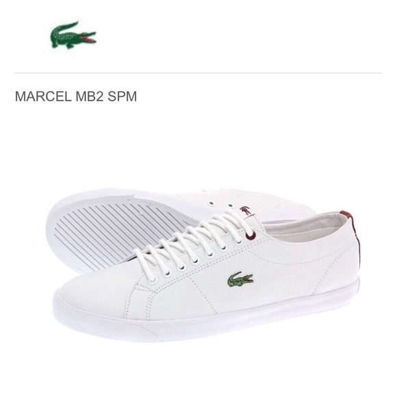 971fc5e8497bd Lacoste Other - Lacoste Marcel Sneakers